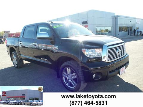 2011 Toyota Tundra for sale in Devils Lake ND