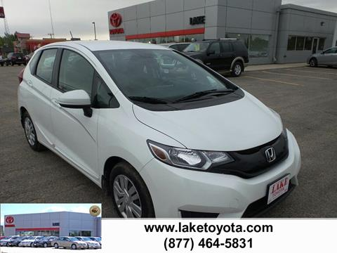 2015 Honda Fit for sale in Devils Lake ND