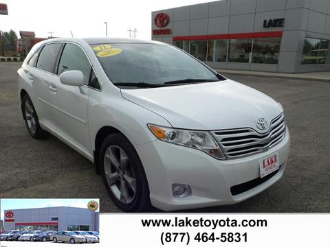 2011 Toyota Venza for sale in Devils Lake, ND