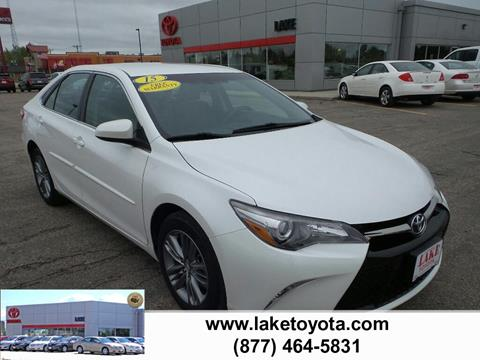 2015 Toyota Camry for sale in Devils Lake, ND