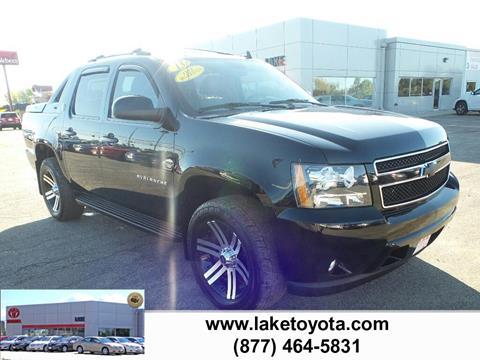 2013 Chevrolet Black Diamond Avalanche for sale in Devils Lake ND