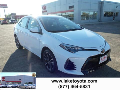 2018 Toyota Corolla for sale in Devils Lake, ND