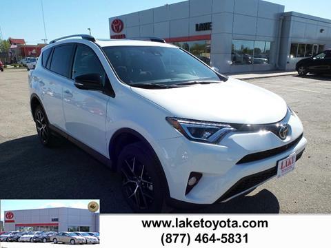 2018 Toyota RAV4 for sale in Devils Lake, ND