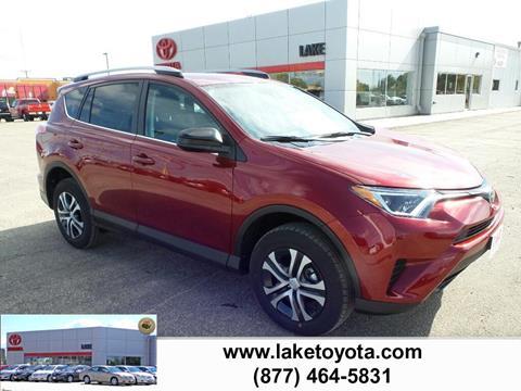 2018 Toyota RAV4 for sale in Devils Lake ND