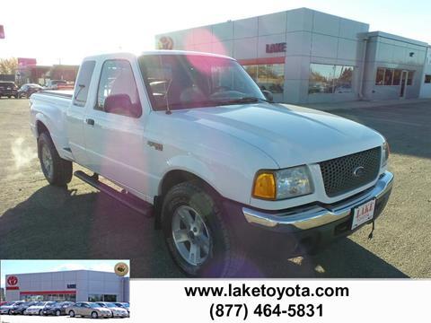 2002 Ford Ranger for sale in Devils Lake, ND