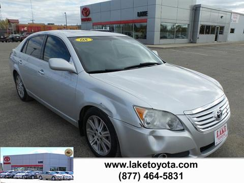 2008 Toyota Avalon for sale in Devils Lake, ND