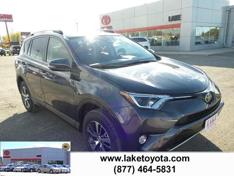 2018 Toyota RAV4 for sale in Devils Lake ND