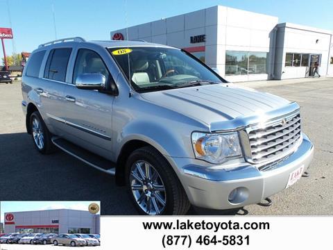 2008 Chrysler Aspen for sale in Devils Lake ND