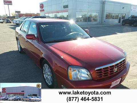 2005 Cadillac DeVille for sale in Devils Lake, ND