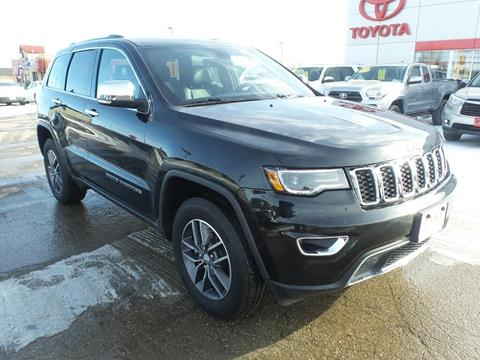 2017 Jeep Grand Cherokee for sale in Devils Lake, ND