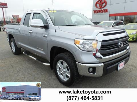 2015 Toyota Tundra for sale in Devils Lake, ND