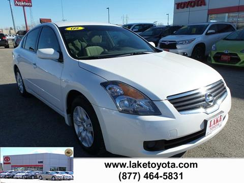 2009 Nissan Altima for sale in Devils Lake, ND