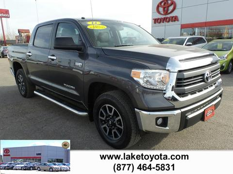 2014 Toyota Tundra for sale in Devils Lake, ND