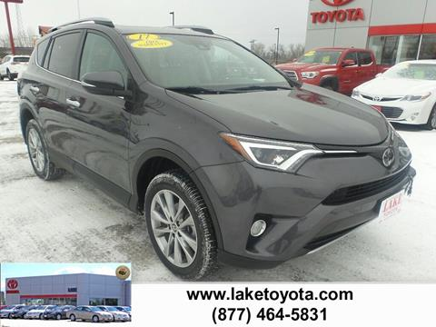 2017 Toyota RAV4 for sale in Devils Lake, ND