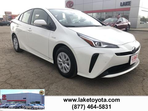 2019 Toyota Prius for sale in Devils Lake, ND