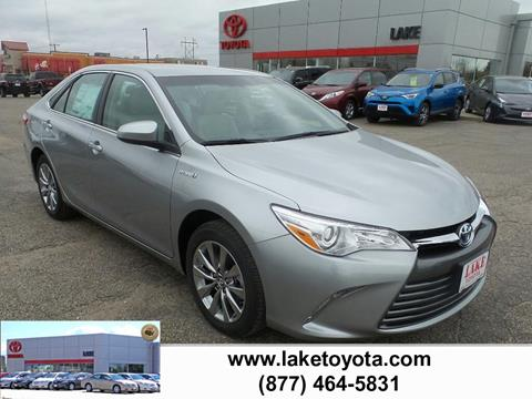 2017 Toyota Camry Hybrid for sale in Devils Lake, ND