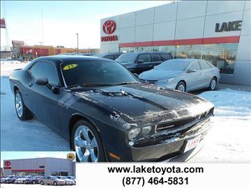 2013 Dodge Challenger for sale in Devils Lake, ND
