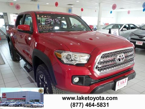 2017 Toyota Tacoma for sale in Devils Lake, ND