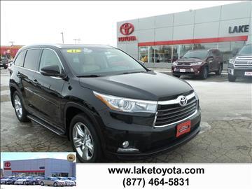 2014 Toyota Highlander for sale in Devils Lake, ND