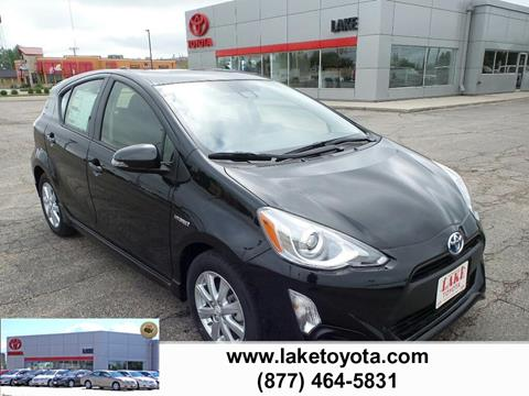 2017 Toyota Prius c for sale in Devils Lake, ND