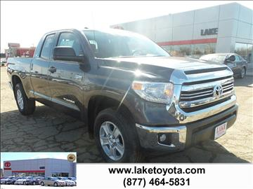2017 Toyota Tundra for sale in Devils Lake, ND