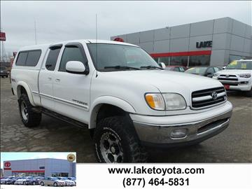 2000 Toyota Tundra for sale in Devils Lake, ND