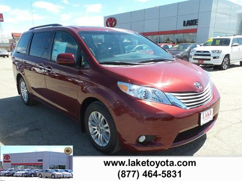 2017 Toyota Sienna for sale in Devils Lake, ND