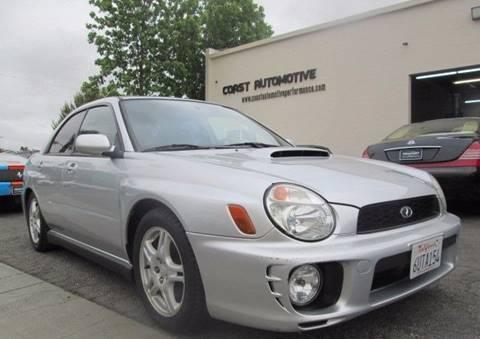 2003 Subaru Impreza for sale in Costa Mesa, CA