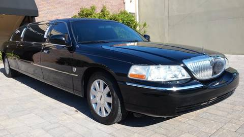2003 Lincoln Town Car for sale at Newport Motor Cars llc in Costa Mesa CA