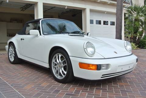 1991 Porsche 911 for sale at Newport Motor Cars llc in Costa Mesa CA