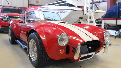 1996 Shelby Cobra for sale at Newport Motor Cars llc in Costa Mesa CA