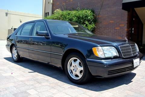 1996 Mercedes-Benz S-Class for sale in Costa Mesa, CA
