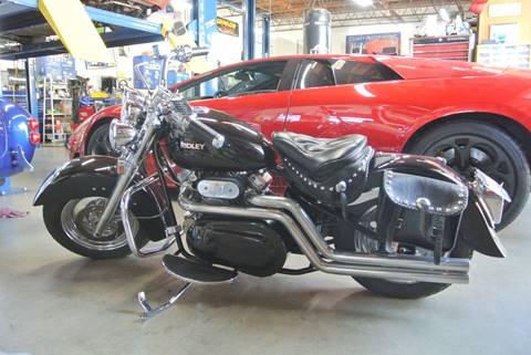 2004 Ridley Speedster
