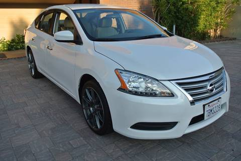 2013 Nissan Sentra for sale in Costa Mesa, CA