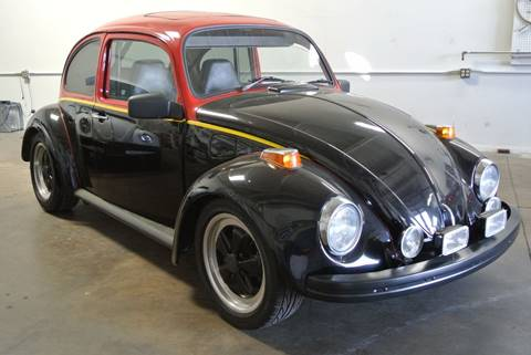 1969 Volkswagen Beetle for sale at Newport Motor Cars llc in Costa Mesa CA