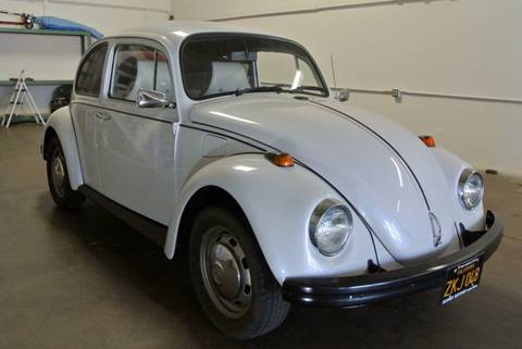 1970 Volkswagen Beetle for sale at Newport Motor Cars llc in Costa Mesa CA