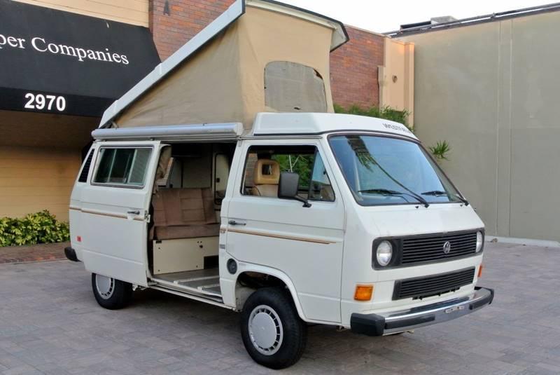 1985 Volkswagen Vanagon for sale at Newport Motor Cars llc in Costa Mesa CA