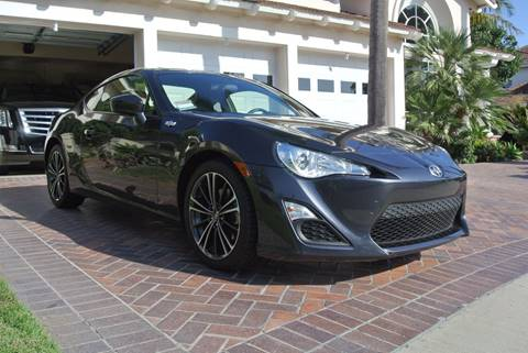 2016 Scion FR-S for sale at Newport Motor Cars llc in Costa Mesa CA