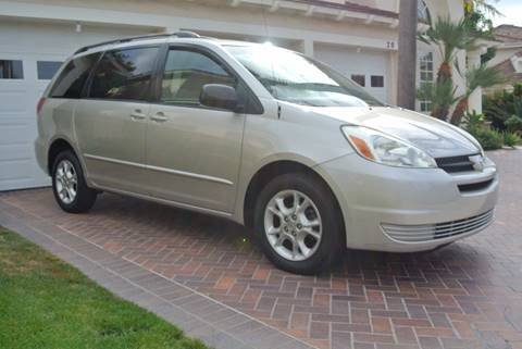 2004 Toyota Sienna for sale in Costa Mesa, CA