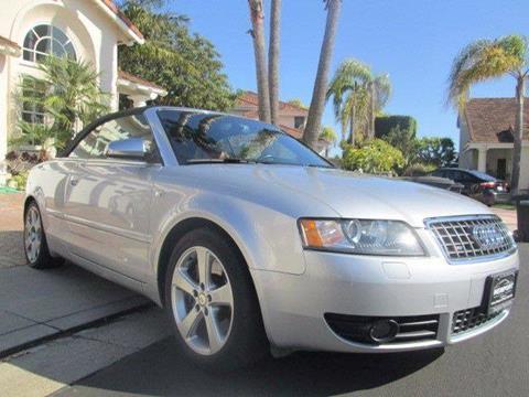 2005 Audi S4 for sale at Newport Motor Cars llc in Costa Mesa CA