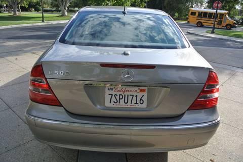 2004 Mercedes-Benz E-Class for sale at Newport Motor Cars llc in Costa Mesa CA