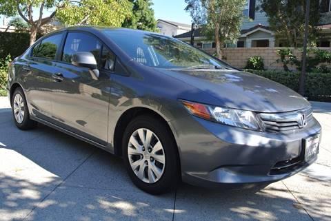 2012 Honda Civic for sale at Newport Motor Cars llc in Costa Mesa CA
