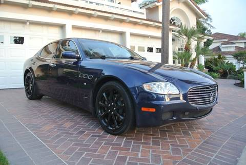 2005 Maserati Quattroporte for sale at Newport Motor Cars llc in Costa Mesa CA