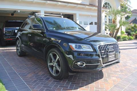 2015 Audi Q5 for sale at Newport Motor Cars llc in Costa Mesa CA