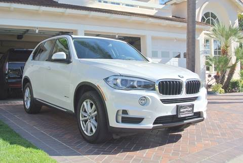 2015 BMW X5 for sale at Newport Motor Cars llc in Costa Mesa CA