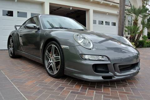 2007 Porsche 911 for sale at Newport Motor Cars llc in Costa Mesa CA