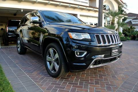 2015 Jeep Grand Cherokee for sale at Newport Motor Cars llc in Costa Mesa CA