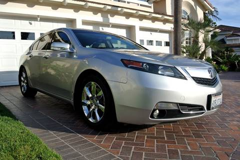 2012 Acura TL for sale at Newport Motor Cars llc in Costa Mesa CA