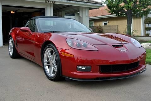 2008 Chevrolet Corvette for sale at Newport Motor Cars llc in Costa Mesa CA
