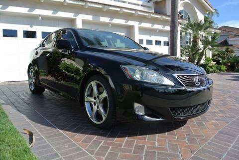 2007 Lexus IS 350 for sale at Newport Motor Cars llc in Costa Mesa CA